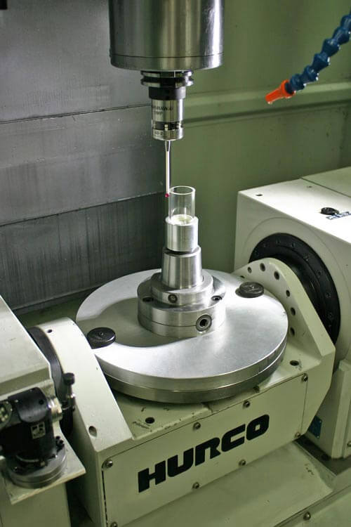 5 Axis | Mindrum Precision